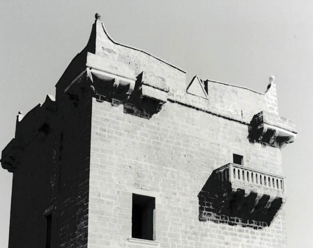 storia della torre fortificata