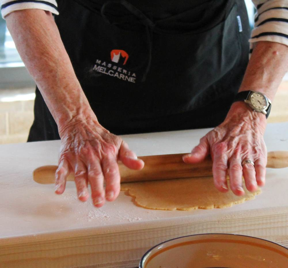 cooking classes le cucchiare