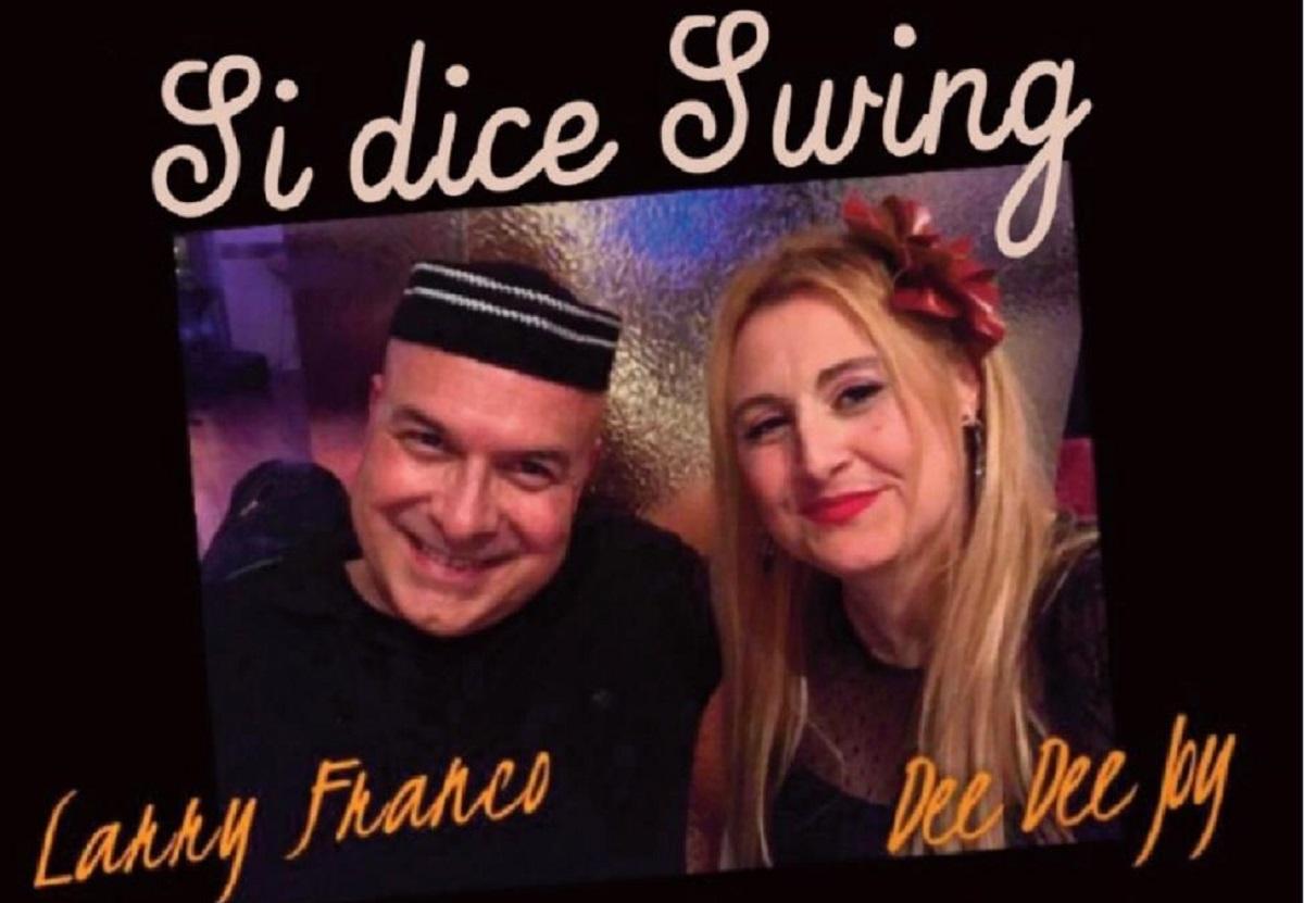 Larry Franco e Dee dee Joy
