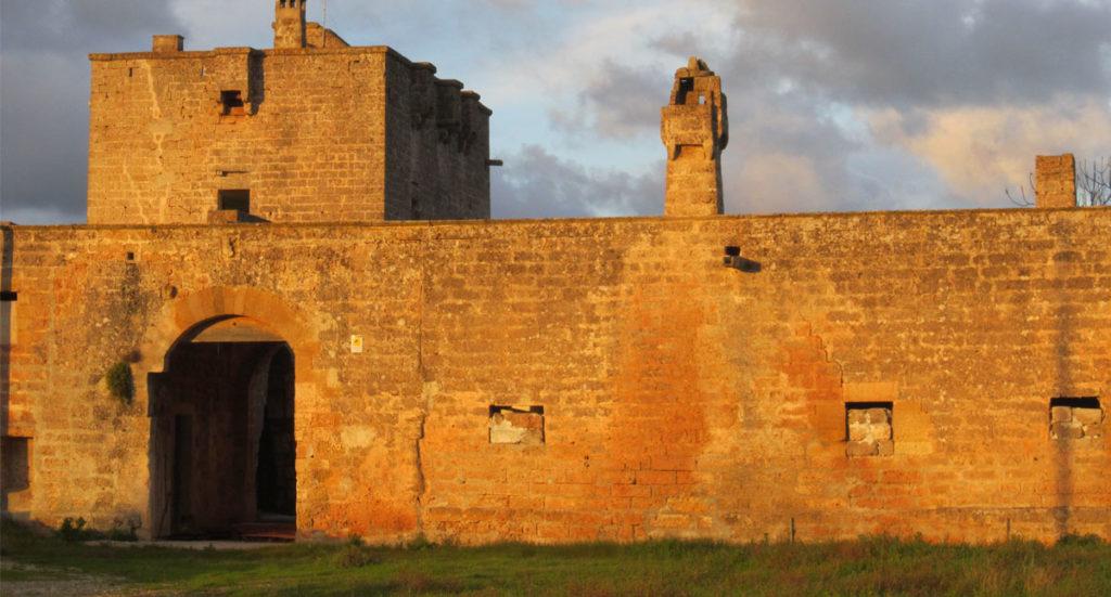 masserie fortificate Salento