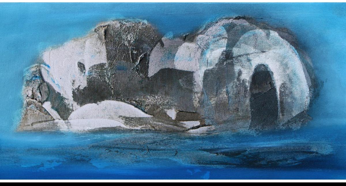 son de mar mostra pittura